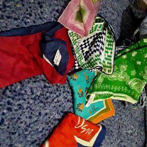 Lot of Vera scarves (7 total)